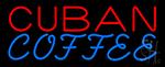 Cuban Coffee Neon Sign