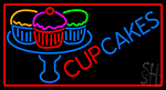 Cupcakes LED Neon Sign