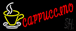 Cup Cappuccino LED Neon Sign