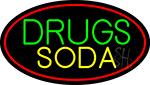 Drugs Soda LED Neon Sign