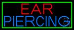 Ear Piercing Neon Sign