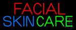 Facial Skin Care LED Neon Sign