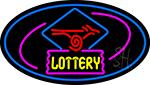 Lottery Logo LED Neon Sign