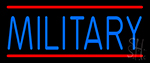 Military LED Neon Sign
