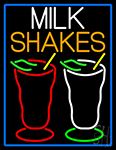 Milk Shakes LED Neon Sign