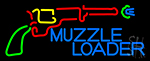 Muzzle Loader LED Neon Sign