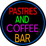 Pastries N Coffee Bar LED Neon Sign