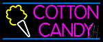 Pink Cotton Candy LED Neon Sign
