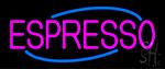 Pink Espresso Neon Sign