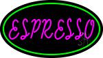 Pink Espresso LED Neon Sign