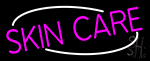 Pink Skin Care LED Neon Sign