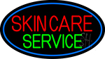 Professional Skin Care Service LED Neon Sign