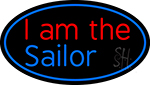 Sailor Logo Neon Sign