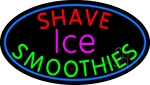 Shave Ice N Smoothies LED Neon Sign