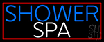 Shower Spa LED Neon Sign