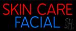 Skin Care Facial LED Neon Sign