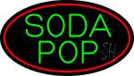 Soda Pop LED Neon Sign