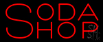 Soda Shop Neon Sign