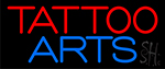 Tattoo Arts Neon Sign