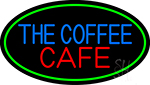 The Coffee Cafe LED Neon Sign