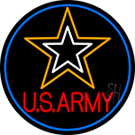 Us Army LED Neon Sign