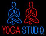 Yoga Studio LED Neon Sign