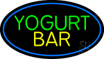 Yogurt Bar LED Neon Sign
