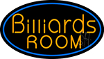 Billiards Room 2 Neon Sign
