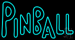 Double Stroke Pinball Neon Sign