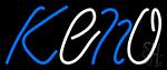Cersive Keno 1 Neon Sign