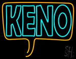 Cersive Keno 3 Neon Sign