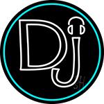 Dj Headphone LED Neon Sign