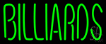 Double Stroke Billiards 2 Neon Sign