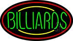Double Stroke Billiards 3 LED Neon Sign
