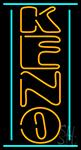 Double Sturke Keno 1 LED Neon Sign