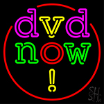 Dvd Now 2 Neon Sign