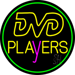 Dvd Players 2 LED Neon Sign