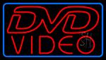 Dvd Video Dics 1 Neon Sign