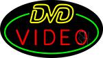 Dvd Video Dics 2 Neon Sign