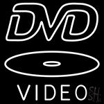 Dvd Video Dics LED Neon Sign