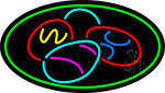 Easter Egg 1 Neon Sign