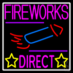 Fire Work Direct 1 Neon Sign
