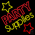 Green Party Supplies 1 LED Neon Sign
