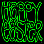 Happy Easter LED Neon Sign
