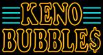 Keno Bubbles1 LED Neon Sign