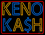 Keno Kash 1 LED Neon Sign