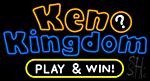 Keno Kingdom LED Neon Sign