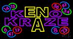 Keno Kraze 1 LED Neon Sign