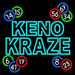 Keno Kraze LED Neon Sign