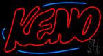 Keno Neon Sign